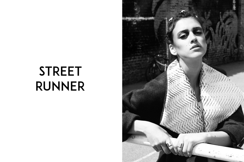 Street Runner Sports Luxe Photoshoot